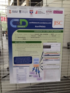 poster at oai8